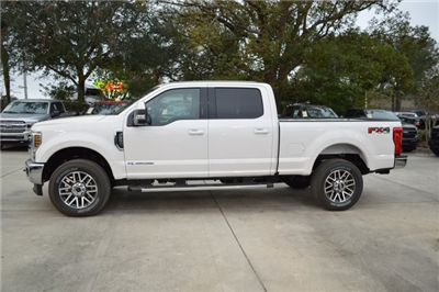 2018 F-250 Crew Cab 4x4,  Pickup #HB16309 - photo 4