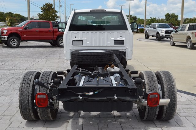 2017 F-550 Regular Cab DRW 4x4, Cab Chassis #HB23333 - photo 4