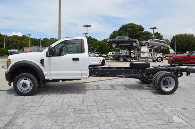 2017 F-550 Regular Cab DRW 4x4, Cab Chassis #HB23333 - photo 6