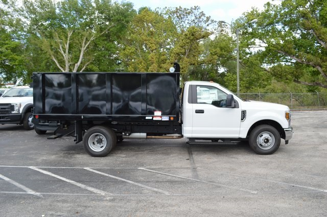 2018 F-350 Regular Cab DRW, Freedom Landscape Dump #HB32396 - photo 2