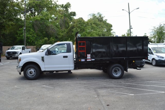2018 F-350 Regular Cab DRW, Freedom Landscape Dump #HB32396 - photo 4