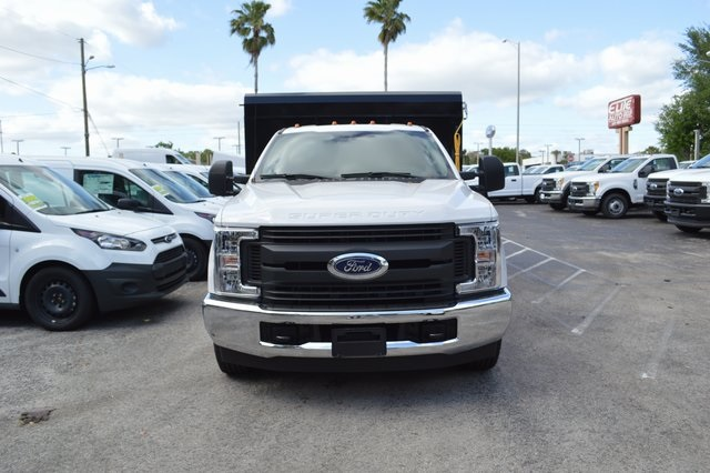 2018 F-350 Regular Cab DRW, Freedom Landscape Dump #HB32396 - photo 5