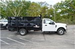 2018 F-350 Regular Cab DRW, Freedom Landscape Dump #HB32396 - photo 1