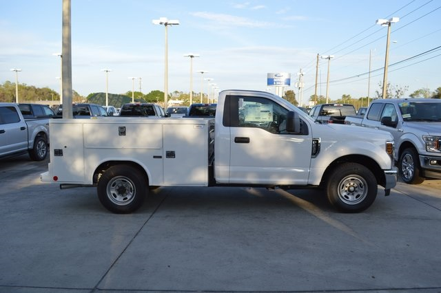 2018 F-250 Regular Cab, Reading Service Body #HB54024 - photo 2