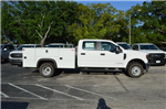 2018 F-350 Crew Cab DRW 4x4, Monroe Service Body #HB75059 - photo 1