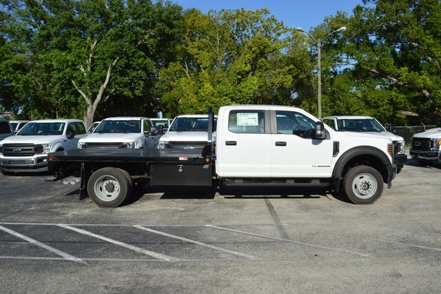 2018 F-450 Crew Cab DRW 4x4, Freedom Platform Body #HB75063 - photo 2