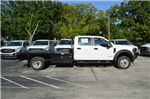 2018 F-450 Crew Cab DRW 4x4, Freedom Platform Body #HB75063 - photo 1