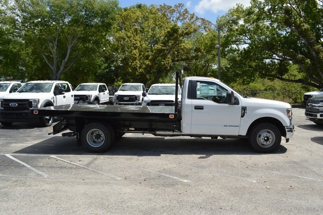 2018 F-350 Regular Cab DRW 4x2,  Knapheide Platform Body #HB92667 - photo 3