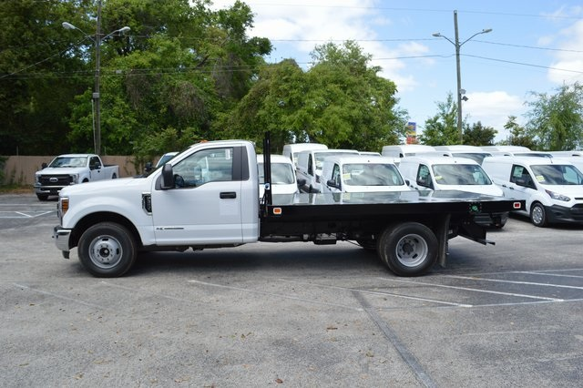 2018 F-350 Regular Cab DRW 4x2,  Knapheide Platform Body #HB92667 - photo 4