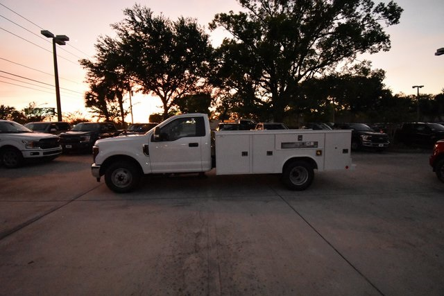 2019 F-350 Regular Cab DRW 4x2,  Reading Service Body #HC25596 - photo 4