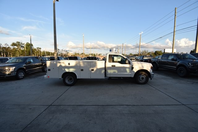 2019 F-350 Regular Cab DRW 4x2,  Reading Service Body #HC25597 - photo 3
