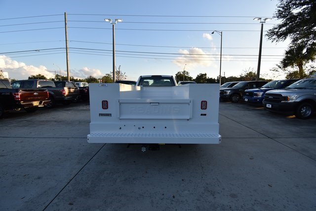 2019 F-350 Regular Cab DRW 4x2,  Reading Service Body #HC25597 - photo 2