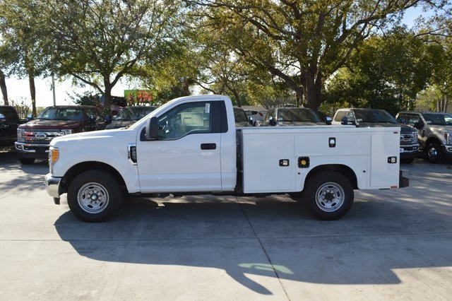 2017 F-250 Regular Cab, Knapheide Standard Service Body #HD53892 - photo 4