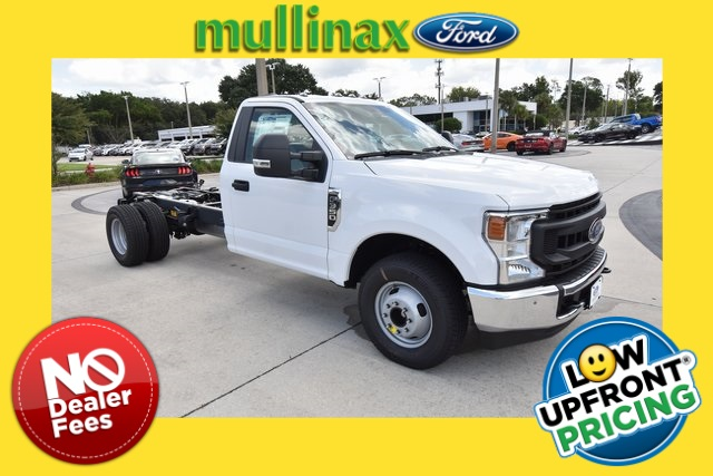 2020 Ford F-350 Regular Cab DRW 4x2, Cab Chassis #HD71241 - photo 1