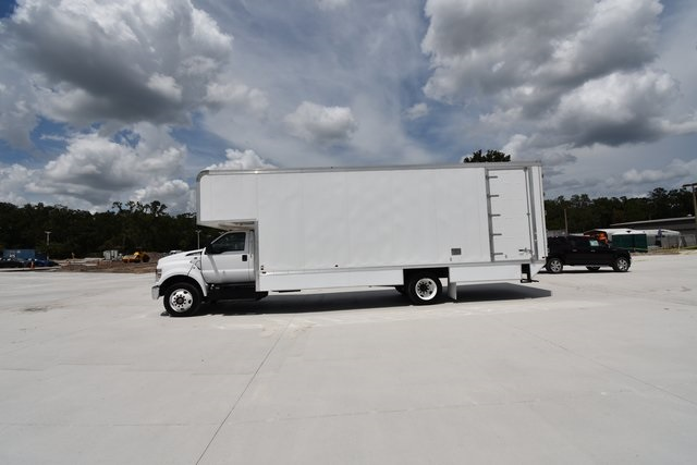 2018 F-650 Regular Cab DRW 4x2,  American Commercial Aluminum Dry Freight #HF00852 - photo 11