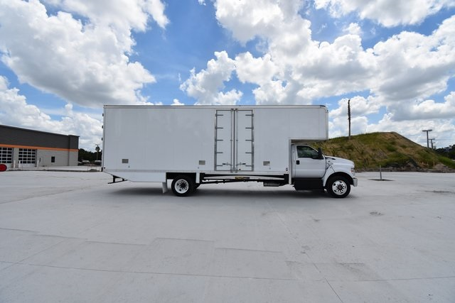 2018 F-650 Regular Cab DRW 4x2,  American Commercial Aluminum Dry Freight #HF00852 - photo 4