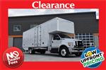 2018 F-650 Regular Cab DRW 4x2,  American Commercial Dry Freight #HF00852 - photo 1