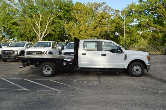 2017 F-350 Crew Cab DRW, Freedom Platform Body #HF23435 - photo 2