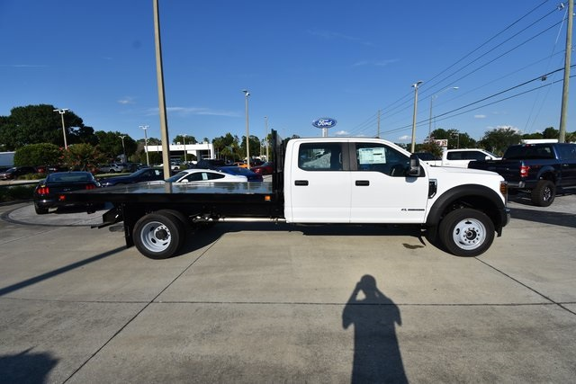 2019 F-550 Crew Cab DRW 4x4, Knapheide Value-Master X Platform Body #HF24795 - photo 3