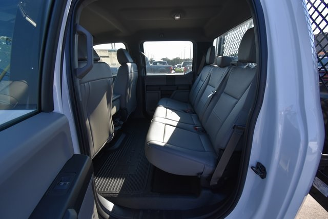 2019 F-550 Crew Cab DRW 4x4, Knapheide Value-Master X Platform Body #HF24795 - photo 8