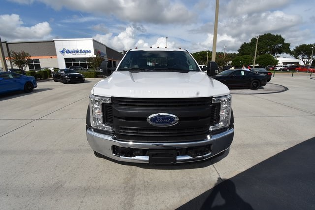 2019 F-450 Crew Cab DRW 4x2, Knapheide Value-Master X Platform Body #HG79537 - photo 21