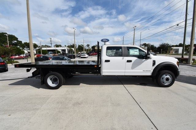 2019 F-450 Crew Cab DRW 4x2, Knapheide Value-Master X Platform Body #HG79537 - photo 7