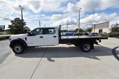 2019 F-450 Crew Cab DRW 4x2, Knapheide Value-Master X Platform Body #HG79537 - photo 20