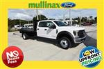 2019 F-450 Crew Cab DRW 4x2, Knapheide Value-Master X Platform Body #HG79537 - photo 1