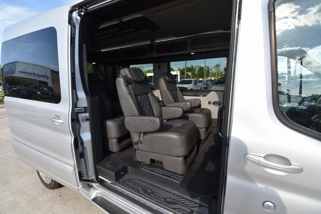 2018 Transit 250 Med Roof 4x2,  Passenger Wagon #RA38287 - photo 11