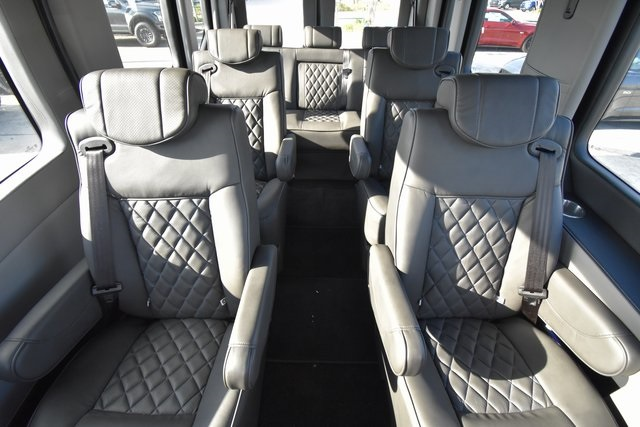 2018 Transit 250 Med Roof 4x2,  Passenger Wagon #RA38287 - photo 13