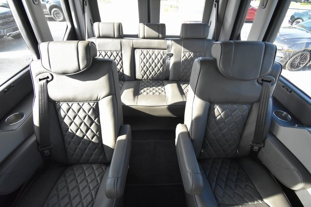 2018 Transit 250 Med Roof 4x2,  Passenger Wagon #RA38287 - photo 14
