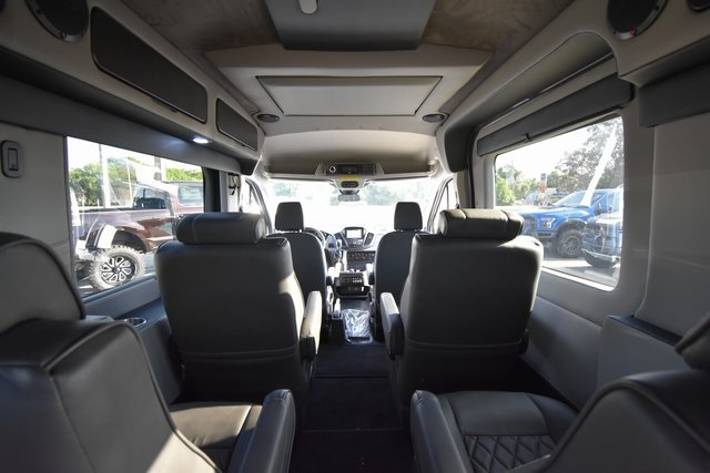 2018 Transit 250 Med Roof 4x2,  Passenger Wagon #RA38287 - photo 16