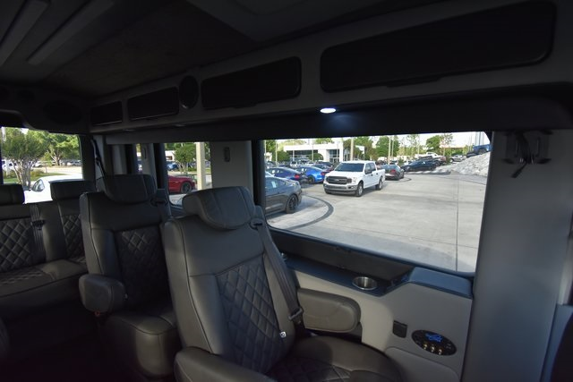 2018 Transit 250 Med Roof 4x2,  Passenger Wagon #RA38287 - photo 19