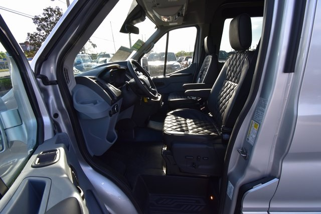 2018 Transit 250 Med Roof 4x2,  Passenger Wagon #RA38287 - photo 25