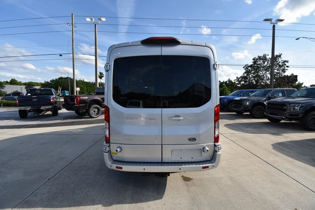 2018 Transit 250 Med Roof 4x2,  Passenger Wagon #RA38287 - photo 2