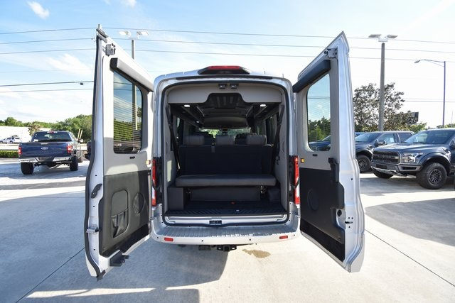 2018 Transit 250 Med Roof 4x2,  Passenger Wagon #RA38287 - photo 5