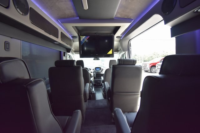 2018 Transit 250 Med Roof 4x2,  Passenger Wagon #RA38287 - photo 47