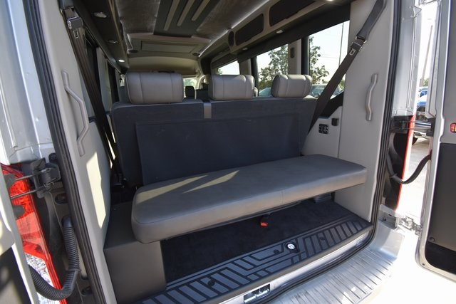 2018 Transit 250 Med Roof 4x2,  Passenger Wagon #RA38287 - photo 6