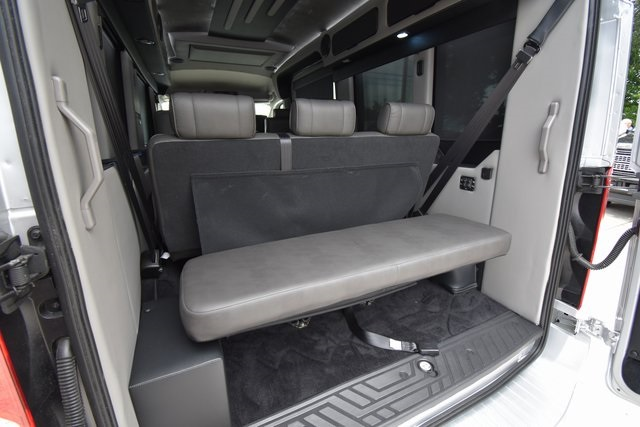 2018 Transit 250 Med Roof 4x2,  Passenger Wagon #RA38287 - photo 50