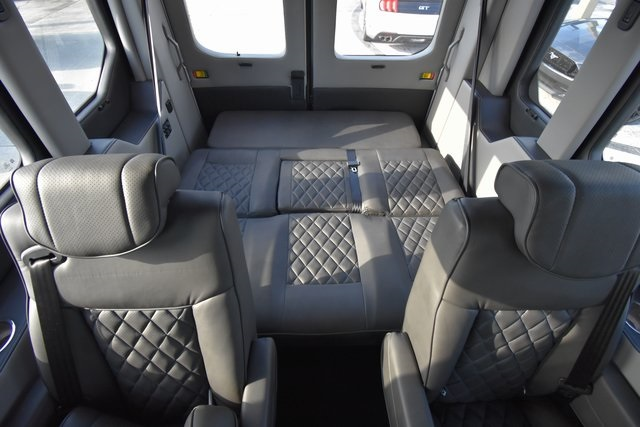 2018 Transit 250 Med Roof 4x2,  Passenger Wagon #RA38287 - photo 3