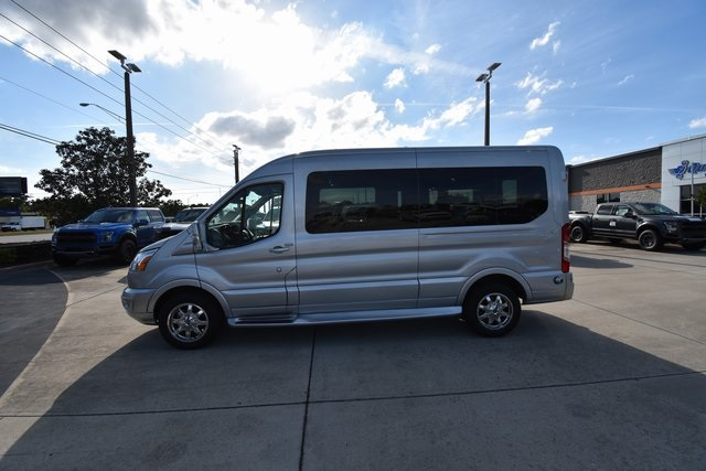 2018 Transit 250 Med Roof 4x2,  Passenger Wagon #RA38287 - photo 8