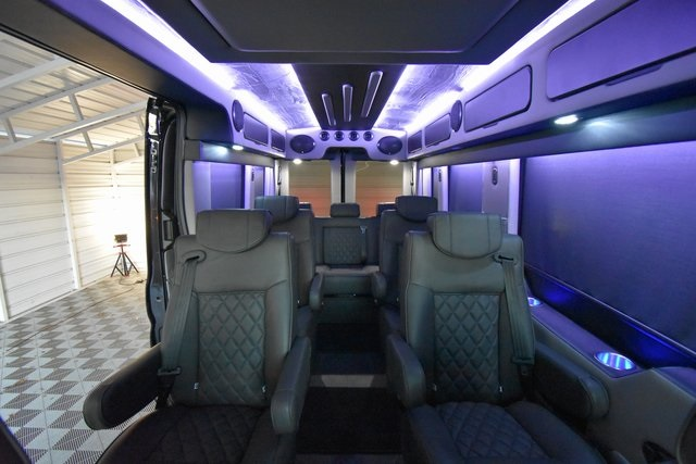 2018 Transit 250 Med Roof 4x2,  Passenger Wagon #RA75856 - photo 13