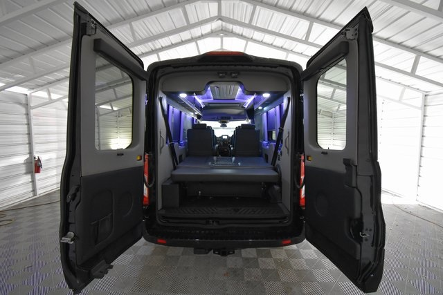 2018 Transit 250 Med Roof 4x2,  Passenger Wagon #RA75856 - photo 27