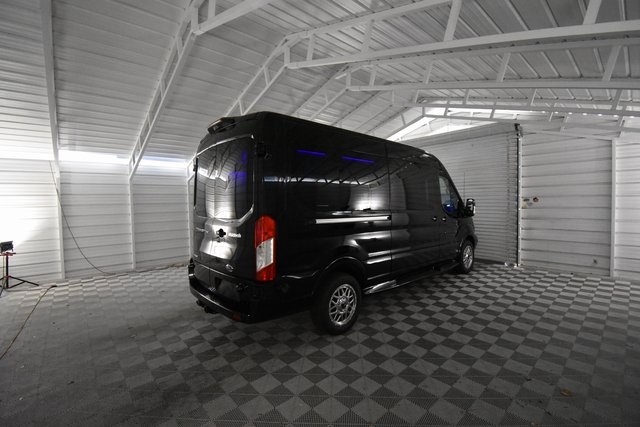 2018 Transit 250 Med Roof 4x2,  Passenger Wagon #RA75856 - photo 2