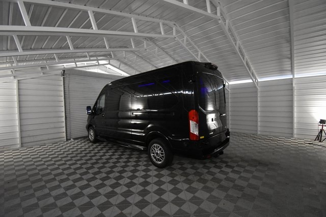 2018 Transit 250 Med Roof 4x2,  Passenger Wagon #RA75856 - photo 6
