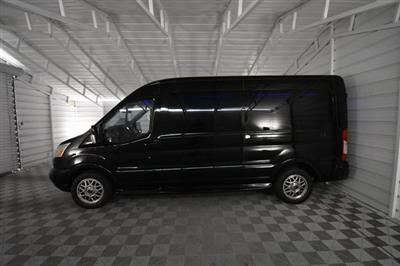 2018 Transit 250 Med Roof 4x2,  Passenger Wagon #RA75856 - photo 7
