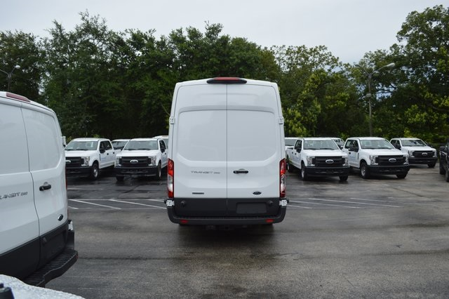 2018 Transit 350 High Roof 4x2,  Empty Cargo Van #RA77860 - photo 4