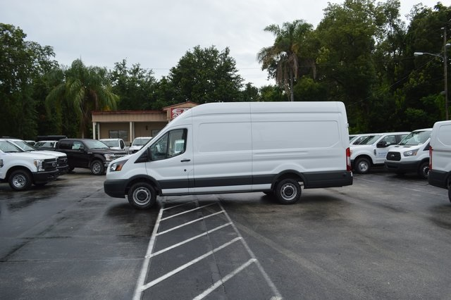2018 Transit 350 High Roof 4x2,  Empty Cargo Van #RA77860 - photo 5