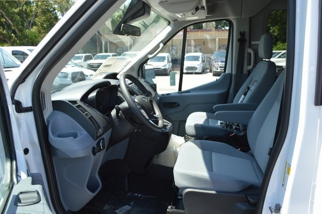 2018 Transit 350 High Roof 4x2,  Passenger Wagon #RA83445 - photo 10