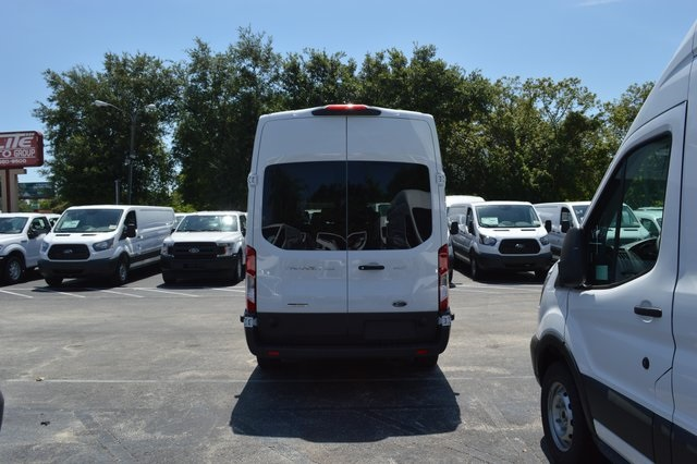 2018 Transit 350 High Roof 4x2,  Passenger Wagon #RA83445 - photo 3
